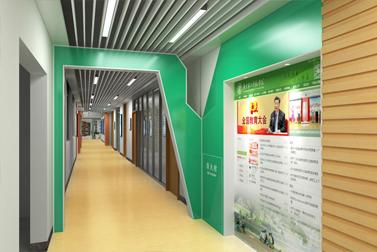 职业院校厅廊文化设计