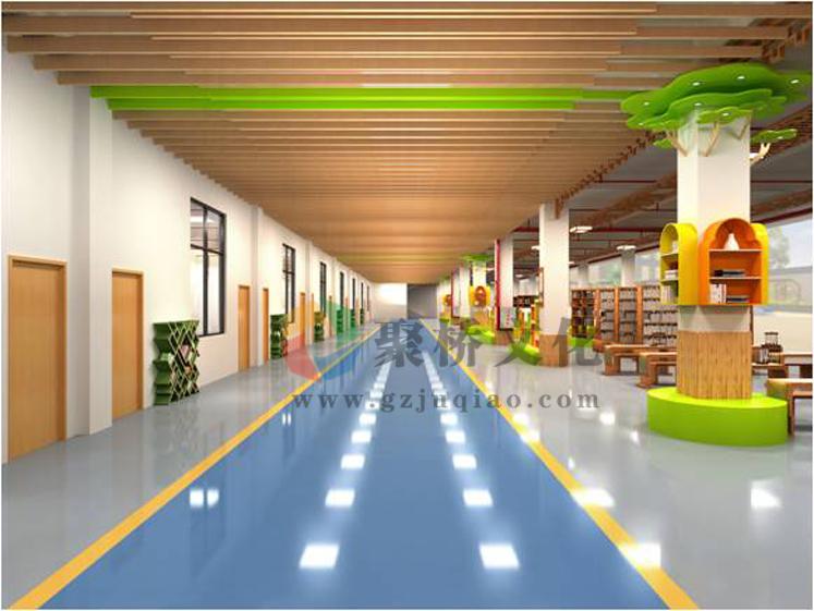学校大厅环境文化建设公司