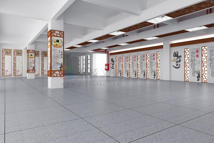 学校走廊环境文化设计