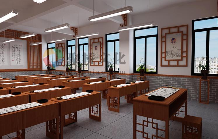 书法功能教室建设公司