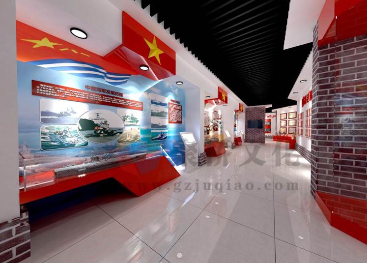 学校国防教育展厅建设