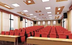 茶山小学阶梯教室文化设计