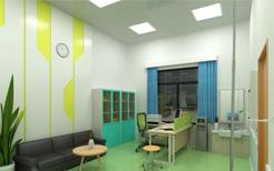 学校医务室文化设计