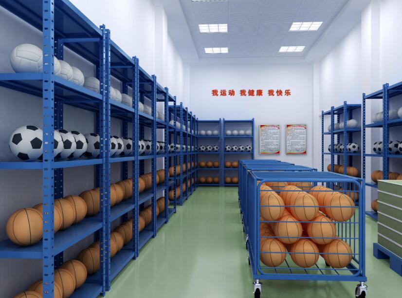 学校体育功能教室建设