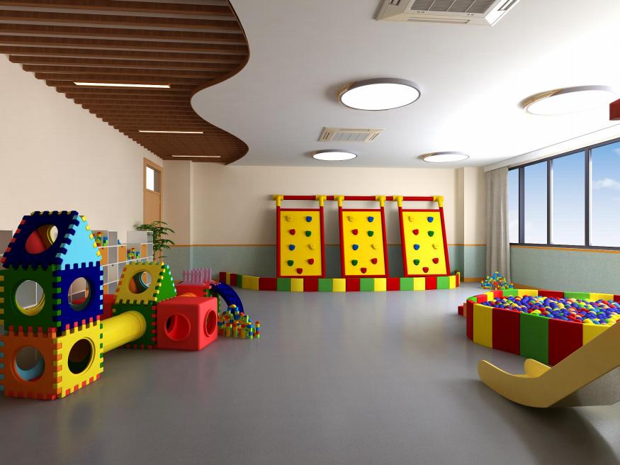 幼儿园仿真蒙学文化设计