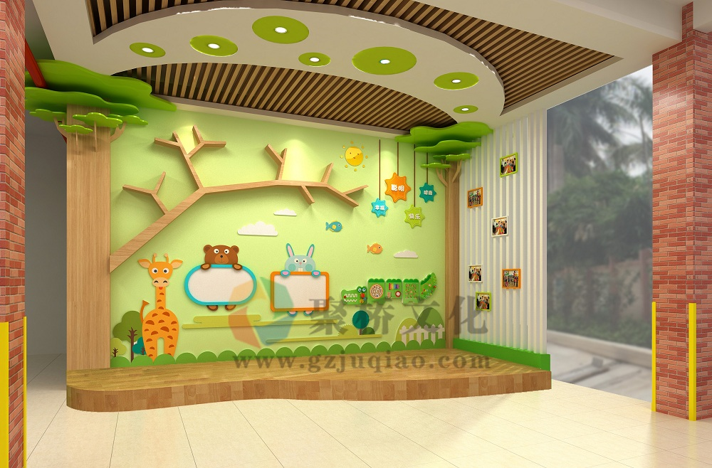 幼儿园园所文化整体设计